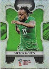 2018 Panini FIFA World Cup Silver Prizm (144) Victor MOSES Nigeria