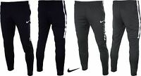 NIKE - BOYS JUNIOR SLIM TAPERED TRAINING TRACKSUIT BOTTOMS PANTS FOOTBALL SWOOSH