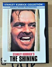 New listing The Shining, Remastered Kubrick Collection Dvd