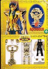 Sendo Seya Saint Seiya Myth Cloth Die-Cast Vintage Action Figure - Aquarius