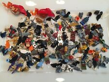 LEGO Minfigure Parts Lot 1/2 Pound All Chima Minifig Parts Masks Lot X428