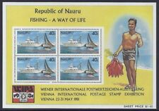 Fishing Decimal Pacific Stamps