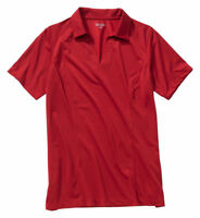 Edwards Garment Women's Casual Short Sleeve Polyester Polo Shirt. 5516