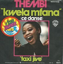 "Thembi - Kwela Mfana / Taxi Jive (7"" Vinyl-Single Schallplatte Germany 1976)"