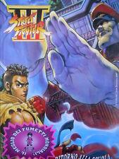 Street Fighter III n°9 1999 ed. Ediperiodici [G.237]