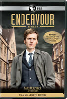 Endeavour - Endeavour: Series 1 (Masterpiece) [New DVD] 3 Pack
