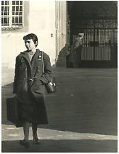 Italia, Andreina Graziosi, figlia di compositore Arnaldo Graziosi  Vintage silve
