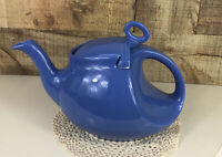 Vintage Hall Superior Quality Teapot Blue Teapot 6 Cup
