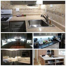 US 10FT 60 LEDs Closet Kitchen Under Cabinet Counter LED light +Remote +US Plug