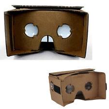DIY 3D Vr Virtual Reality Glasses Cardboard For Google 3D Gafas Cartón Nuevo Hot