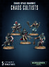 WARHAMMER 40K- CHAOS SPACE MARINES CHAOS CULTISTS (ETB)