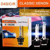 2X 55W D4S Car HID Xenon Replacement  Headlight Light Lamp Bulbs 6000K AC 12V