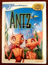 ANTZ DVD * 2006 DreamWorks * Home Ent. * Wide Screen Animation