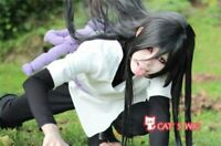 Naruto Orochimaru cosplay costume wig