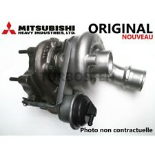 Turbo NEUF MITSUBISHI CHARIOT 1.8 TD -55 Cv 75 Kw-(06/1995-09/1998) 49177-0121