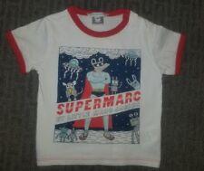 LNC Authentic Little Marc Jacob Super Marc T-shirt Size 12M Perfect Condition!