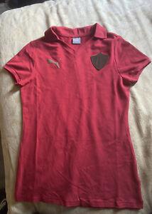 Women's Puma Atlas Soccer Shirt / Playera De Mujer