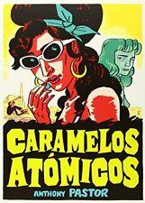 Caramelos atómicos (Novela gráfica)