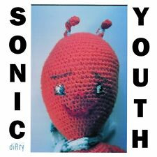 Sonic Youth Dirty 2 x 180gm Vinyl LP New & Sealed