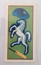 Kent Emblem Cricket Clubs & Badges CBT Kane Products London 1956 Card Rare (B87)