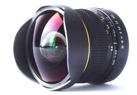 8mm f/3.5 Super-Wide Fisheye Lens for Nikon D300S D7100 D7000 D5300 D90 D80