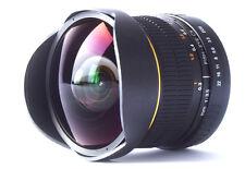 8mm f/3.5 Super-Wide Fisheye Lens for Nikon D300S D7100 D7000 D5300 D90 D80