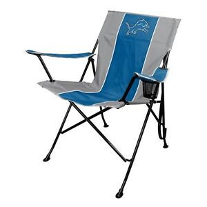Detroit Lions Camping Chair Tailgate