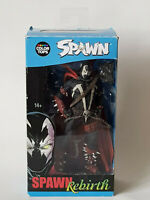 SPAWN REBIRTH McFarlane Toys Color Tops 2016 Action Figure EXCELLENT CONDITION