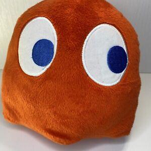 "Pacman Blinky Red Ghost  6"" Plush Doll Bandai Nanco /  Video Game"