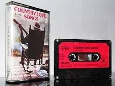 COUNTRY LOVE SONGS Diana Trusk 1986 Matinee Tape MC tape Kassette cassette