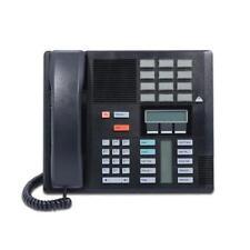 Fully Refurbished Nortel M7310 Display Phone NT8B20 (Black)