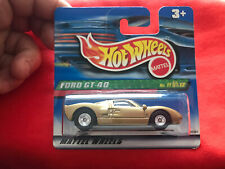 Hot Wheels Limited Edition Ford GT-40 2000 Treasure Hunt Series