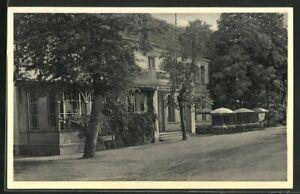 AK Magdeburg, Gasthaus Luisenthal 1933