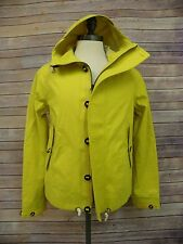 Polo Ralph Lauren Mens Hooded Twill Anorak Water Resistant Jacket Yellow S BH008