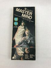 VINTAGE 1972 Mastermind Board Game Set INVICTA