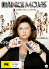 Dance Moms: Season 2 Collection 2  - DVD - NEW Region 4