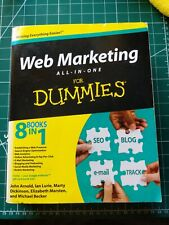Web Marketing All-in-one Desk Reference For Dummies by Elizabeth Marsten,...