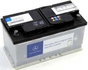 Starterbatterie Mercedes Benz 12V 100Ah 760A
