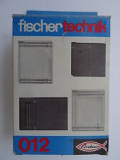Fishertechnik vintage construction kit-ACCESSORY Box 012-Windows & shutters