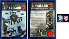 Jeu vidéo PC, Operation Air Assault, Titanium 2004