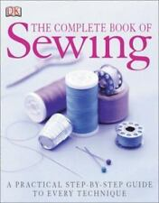 NEW - The Complete Book of Sewing New Edition by DK Publishing