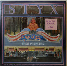 "STYX - PARADISE CINÉMA - A&M AMLK 63719 - 12"" LP (Y530)"
