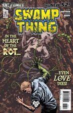 SWAMP THING ISSUE 6 - FIRST 1st PRINT - DC COMICS NEW 52 - SCOTT SNYDER BATMAN