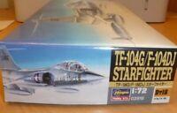 Hasegawa 02818 Starfighter TF-104G / F-104DJ  1:72 DT-18 Rarität, Teile lose !!!