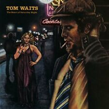 Tom Waits - The Heart Of Saturday Night (NEW REMASTERED CD)