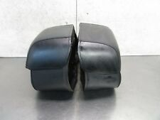 J HONDA SHADOW AERO VT 750 2004 AFTERMARKET REAR SADDLEBAG  (TWO)