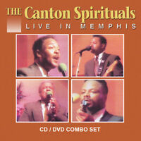 The Canton Spirituals - Live in Memphis [New CD] With DVD