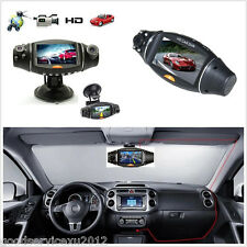 "Dual Lens GPS 2.7"" TFT LCD Screen 1080P HD R310 Car DVR Tachograph Night Vision"