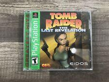 Tomb Raider: The Last Revelation (Ps1) Complete