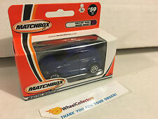 Matchbox * #59 Chrsyler Panel Crusier Concept * Dark BLUE * MXB in Box *  A3